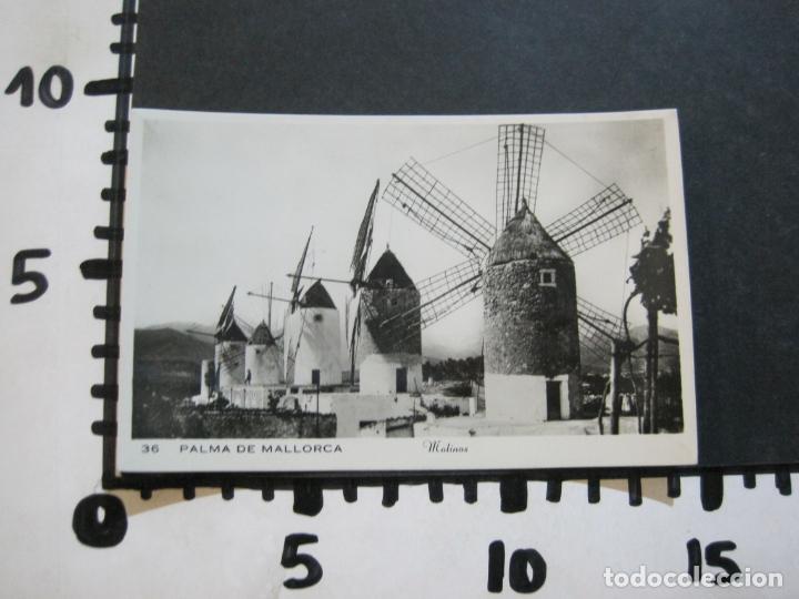 Postales: PALMA DE MALLORCA-MOLINOS-FOTOGRAFICA-POSTAL ANTIGUA-(74.749) - Foto 4 - 221138743