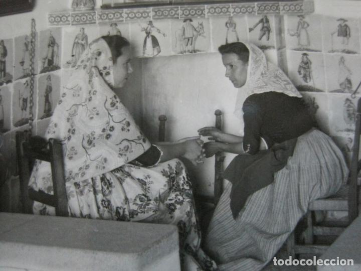 MALLORCA-CASA TIPICA MULET-GENOVA-FOTO TRUYOL-FOTOGRAFICA-POSTAL ANTIGUA-(74.752) (Postales - España - Baleares Antigua (hasta 1939))