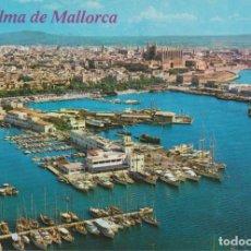 Postais: () PALMA. MALLORCA. PUERTO ... 1 AGUJERO DE CHINCHETA. Lote 221156932