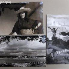 Cartes Postales: CUYAS, IBIZA, 3 POSTALES AÑOS 60'S, 2042. Lote 221696283
