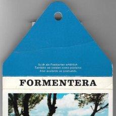 Postales: ALBUM POSTAL DE FORMENTERA (BALEARES). AÑOS 60. Lote 46954845