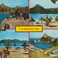 Postales: (47) FORMENTOR. MALLORCA. Lote 222280158
