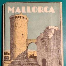 Postales: BLOC DE 10 POSTALES EN BROMURO DE MALLORCA, ZERKOVITZ FOTÓGRAFO. Lote 222282030