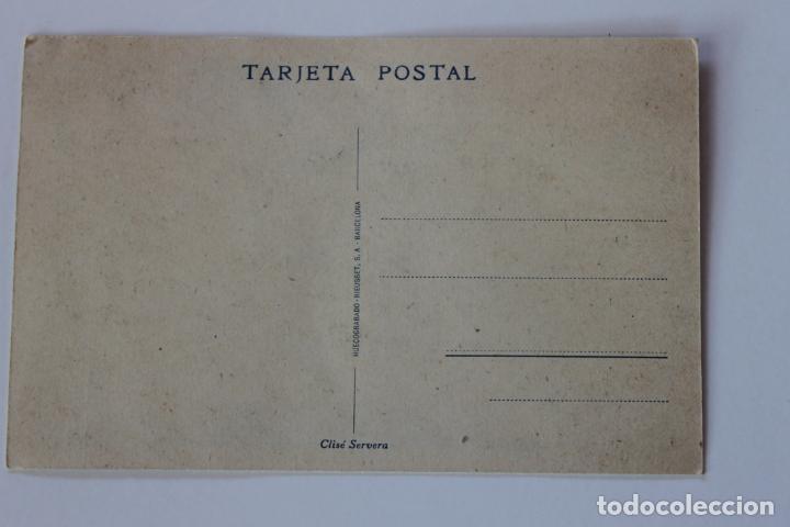 Postales: POSTAL CUEVAS DEL DRACH, MALLORCA, EL MANTON CHINESCO - Foto 2 - 222585300