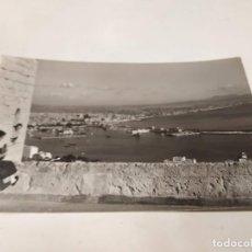 Postales: MALLORCA - POSTAL PALMA - VISTA GENERAL DESDE EL CASTILLO DE BELLVER. Lote 222813991
