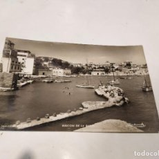Postales: MALLORCA - POSTAL PALMA - RINCÓN DE LA BAHÍA. Lote 222814178