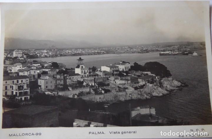 P-11695. PALMA DE MALLORCA. VISTA GENERAL. N.C.P. Nº 99. NO CIRCULADA. AÑOS 50.CIRCULADA. FOTO GARCI (Postales - España - Baleares Moderna (desde 1.940))