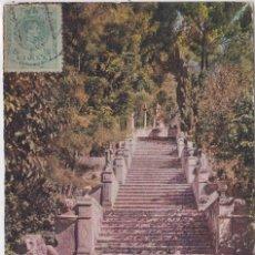 Postales: MALLORCA (ISLAS BALEARES) - JARDIN DE RAXA. Lote 223294072