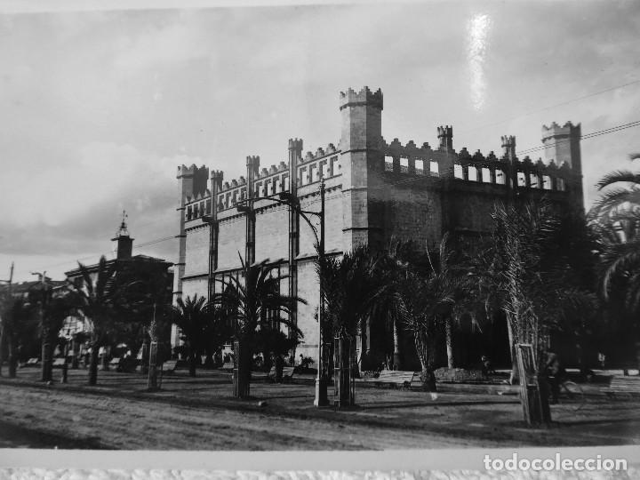 Postales: P-11752. PALMA DE MALLORCA.2 POSTALES: LA LONJA/CASTILLO DE BELLVER. CASA TRUYOL. Nº 5, Y 6. - Foto 2 - 223418603