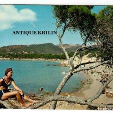 Cartes Postales: MALLORCA Nº 1637 PAGUERA / VISTA DE LA PLAYA .- ESCUDO DE ORO / SUBIRATS. Lote 224655286
