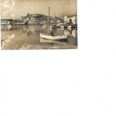 Postales: POSTAL DE IBIZA CIRCULADA 1950. Lote 224766746