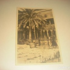 Postales: PALMA DE MALLORCA. CLAUSTRO DE S. FRANCISCO. CASA TRUYOL. SIN CIRCULAR.. Lote 225093841