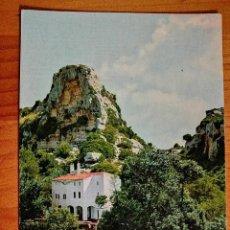 Cartes Postales: POSTAL - MENORCA - BARRANCO DE ALGENDAR. Lote 225981380