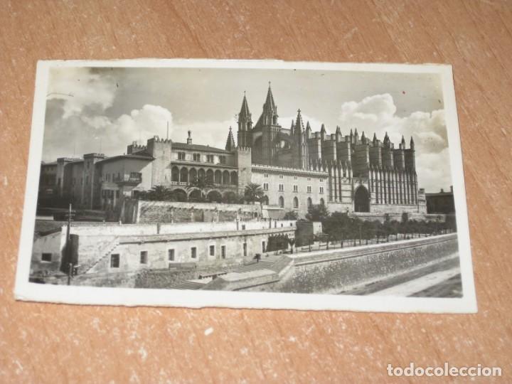 POSTAL DE PALMA DE MALLORCA (Postales - España - Baleares Antigua (hasta 1939))