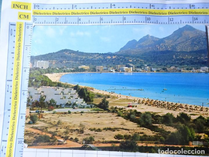 POSTAL DE MALLORCA. AÑO 1971. PUERTO DE ALCUDIA. 734 CYP. 765 (Postales - España - Baleares Moderna (desde 1.940))
