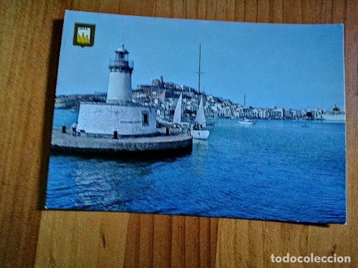 POSTAL - IBIZA - ISLA BLANCA - VISTA GENERAL (Postales - España - Baleares Moderna (desde 1.940))