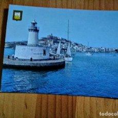 Cartes Postales: POSTAL - IBIZA - ISLA BLANCA - VISTA GENERAL. Lote 226300393