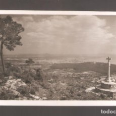 Postales: 1 POSTAL DE MALLORCA PALMA DESDE NA BURGUESA 1952. Lote 226644755