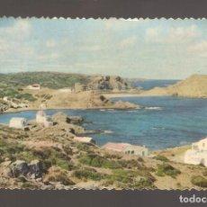 Postales: 1 POSTAL DE MAHON CALA MEZQUITA. Lote 226815764