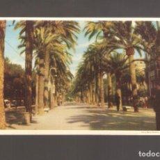 Postales: 1 POSTAL DE MALLORCA PASEO SAGRERA. Lote 226816740
