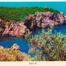 Postales: DEYÁ (MALLORCA), PROVIENE DE UN LIBRITO. Lote 226853555