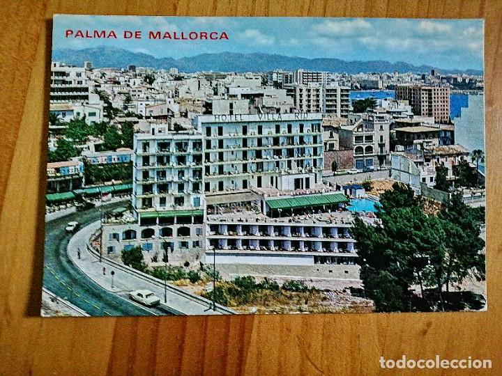 POSTAL - PALMA DE MALLORCA - VISTA GENERAL. (Postales - España - Baleares Moderna (desde 1.940))