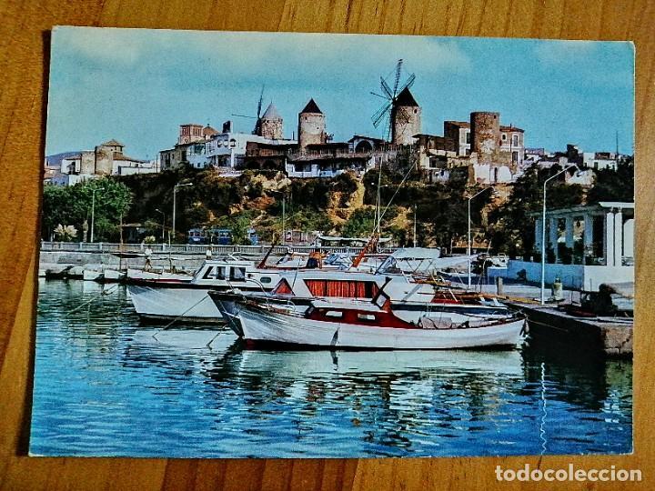 POSTAL - PALMA DE MALLORCA - MOLINOS DEL JONQUET. (Postales - España - Baleares Moderna (desde 1.940))