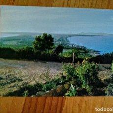 Cartes Postales: POSTAL - FORMENTERA, BALEARES - VISTA GENERAL DEL MIRADOR.. Lote 226866455