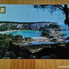 Cartes Postales: POSTAL - ISLA DE MENORCA - FERRERIAS - CALA DE SANTA GALDANA.. Lote 226898925