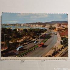 Postales: MALLORCA - PALMA: PASEO MARÍTIMO. EDICIONES BOHIGAS. Lote 227915095