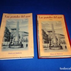 Postales: MALLORCA - LAS POSTALES DEL AYER COMPLETO, VER FOTOS Y DESCRIPCION! SM. Lote 228316000