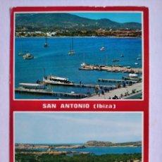 Postales: POSTAL SAN ANTONIO IBIZA BALEARES. Lote 228594740