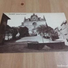 Postales: POSTAL FELANITX. IGLESIA PARROQUIAL (MALLORCA). Lote 229126665