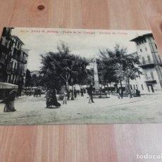 Postales: POSTAL FUENTE DE LAS TORTUGAS Y ES BORN (PALMA DE MALLORCA). Lote 229126780