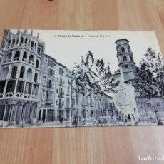Postales: POSTAL PLAÇA DES MERCAT (PALMA DE MALLORCA). Lote 229126852