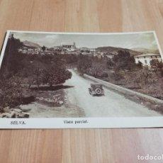 Postales: POSTAL DEL PUEBLO DE SELVA (MALLORCA). Lote 229128750