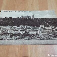 Postales: POSTAL EL TERRENO Y CASTILLO DE BELLVER (PALMA DE MALLORCA). Lote 229128850