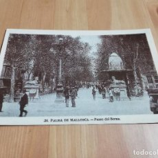 Postales: POSTAL PASSEIG DES BORN (PALMA DE MALLORCA). Lote 229129030
