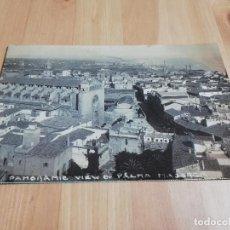 Postales: POSTAL PANORÁMICA DE PALMA. LEVANTE (MALLORCA). Lote 229129475