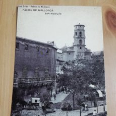 Postales: POSTAL PLAÇA DES MERCAT (PALMA DE MALLORCA). Lote 229130005