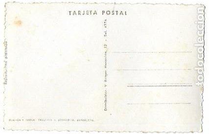 Postales: P-12022. POSTAL PALMA, MOLINO JACK EL NEGRO. R: 423. ROTGER. - Foto 2 - 229182505