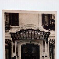 Postales: 108 POSTAL MALLORCA HOTEL ALCINA PALMA DE MALLORCA. Lote 229188835