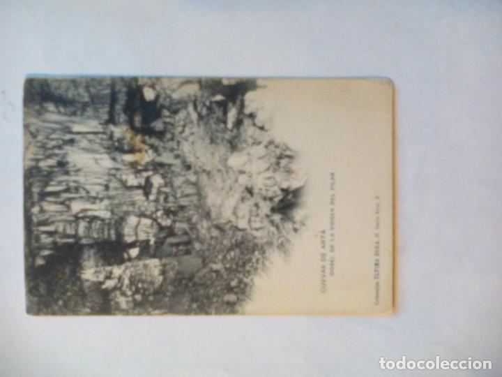 POSTAL MALLORCA. COVES D'ARTÀ (Postales - España - Baleares Antigua (hasta 1939))