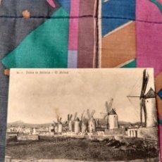 Postales: PALMA DE MALLORCA EL MOLINAR MOLINOS. Lote 230265025