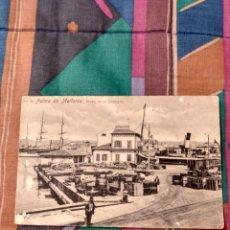Postales: PALMA DE MALLORCA PLAZA DE LA CONSIGNA ALGÚN DETERIORO. Lote 230265240