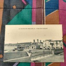 Postales: PALMA MALLORCA VISTA D'ES JONQUET. Lote 230265400