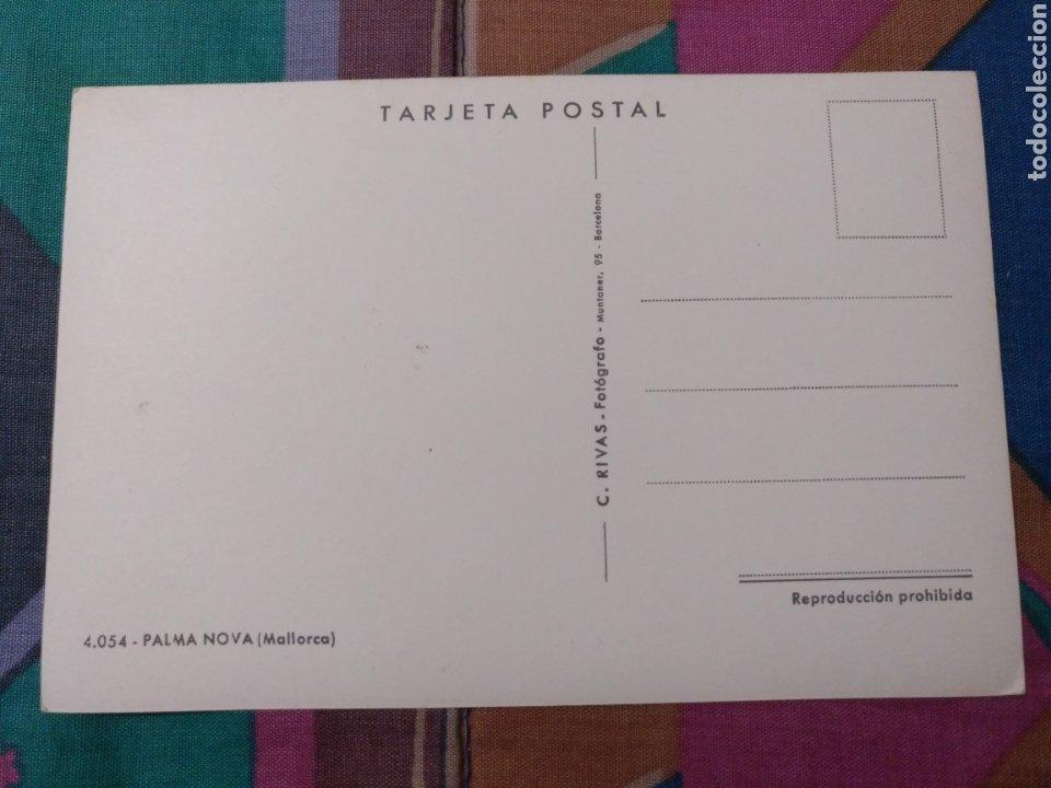Postales: RARA POSTAL DE PALMA NOVA CALVIÀ MALLORCA BALEARES - Foto 2 - 26378361
