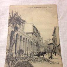 Postales: TARJETA POSTAL DE PALMA DE MALLORCA- CALLE DE PALACIO. Lote 231942415