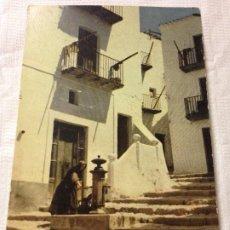 Postales: TARJETA POSTAL DE IBIZA- LA DRASANETA. Lote 231948135