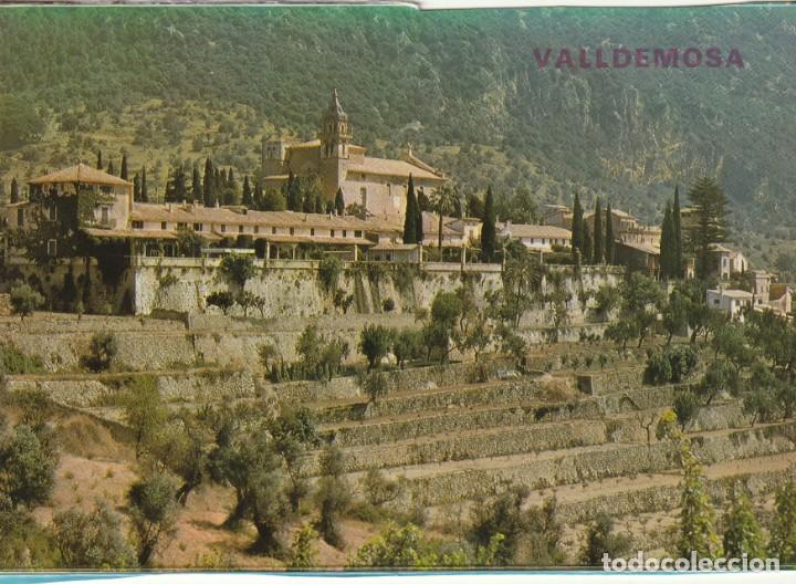 POSTAL VALLDEMOSA LA CARTUJA MALORCA .FOTOPERATOR Nº 1098 (Postales - España - Baleares Moderna (desde 1.940))
